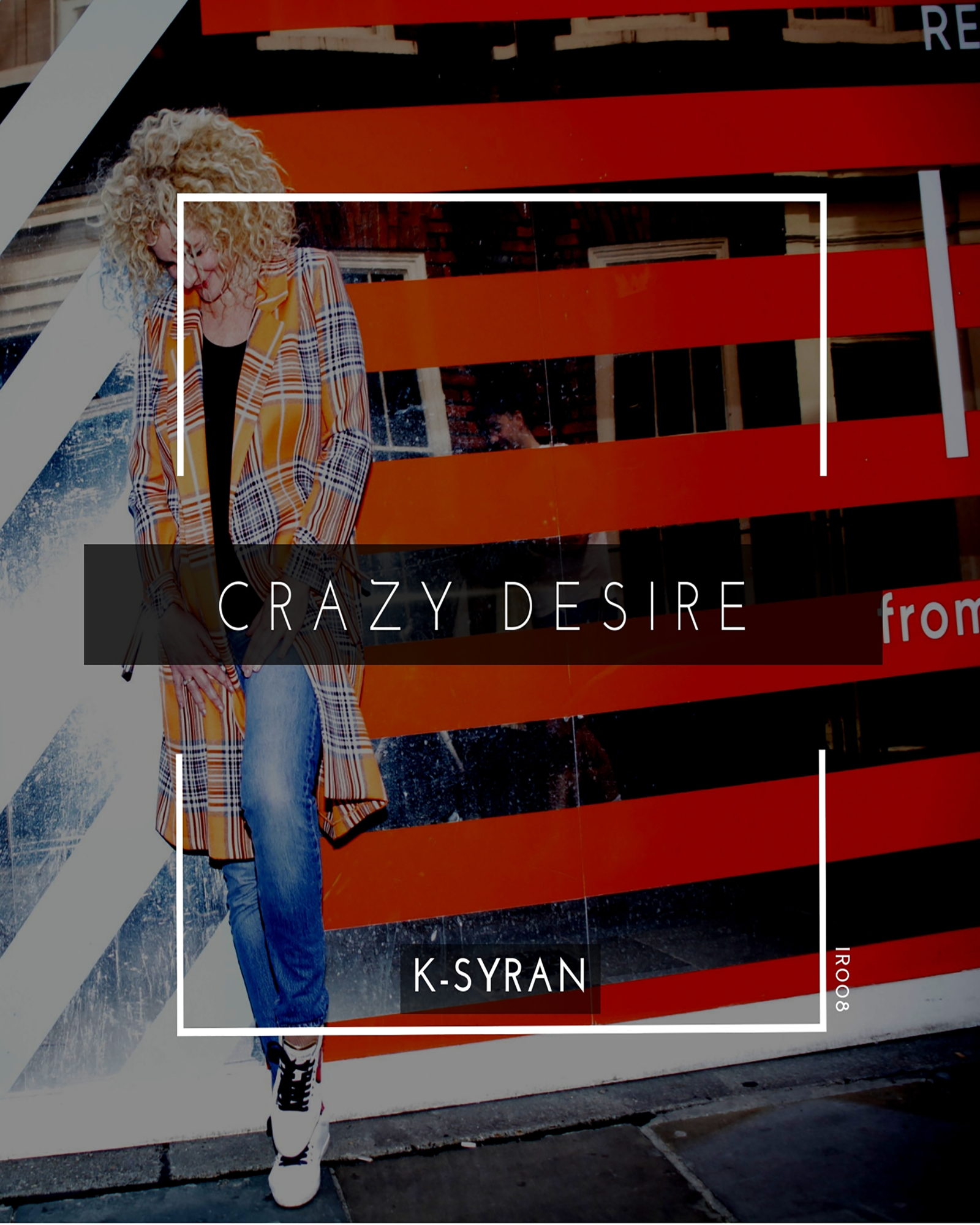 K-Syran Is Back With 'Crazy Desire'