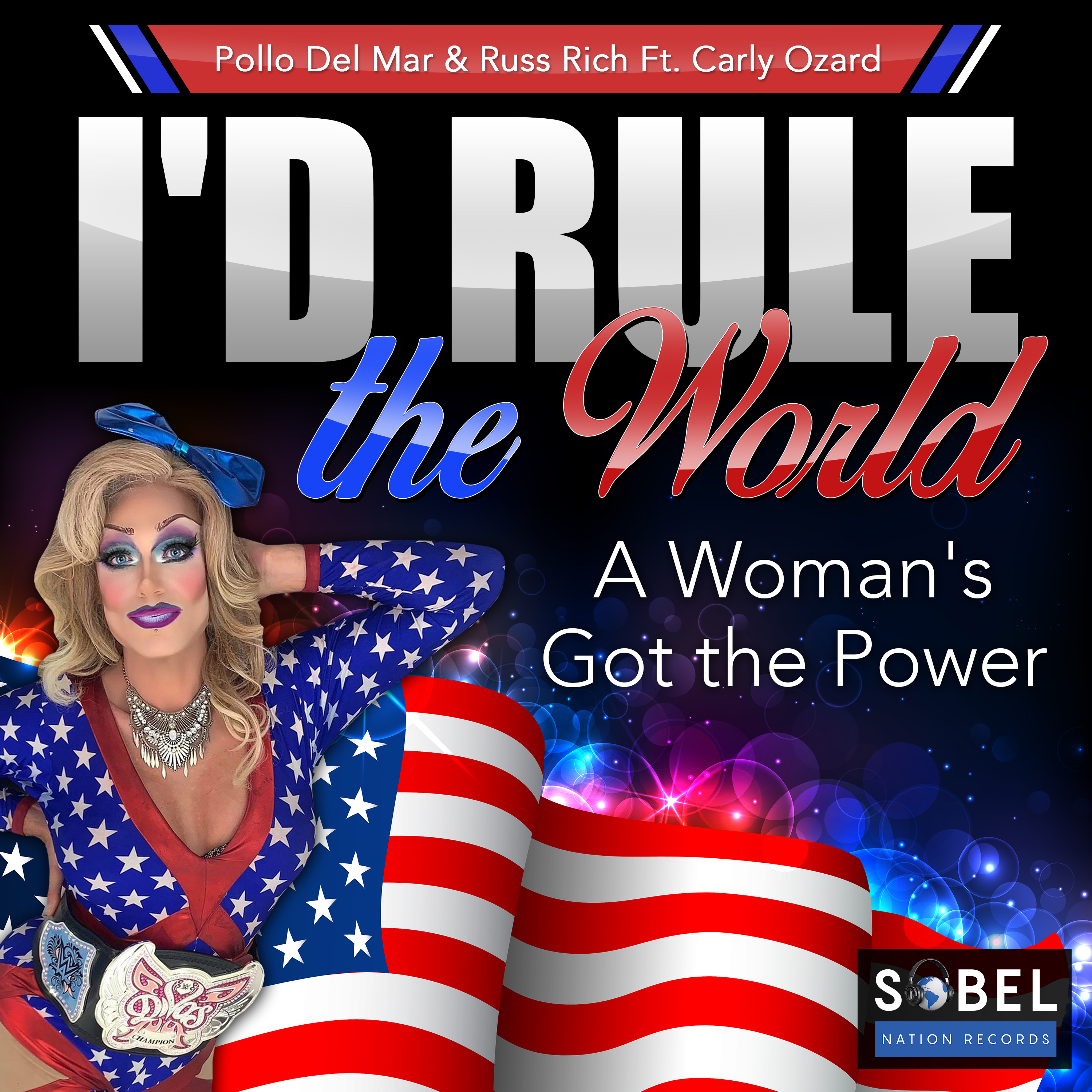 "Pollo Del Mar Returns With ""I'd Rule The World (A Woman's Got The Power)"" On Sobel Nation Records"