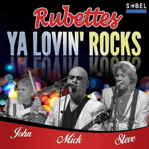 The Rubettes Have Their First #1 American Hit In America With Band Members John, Mick, & Steve