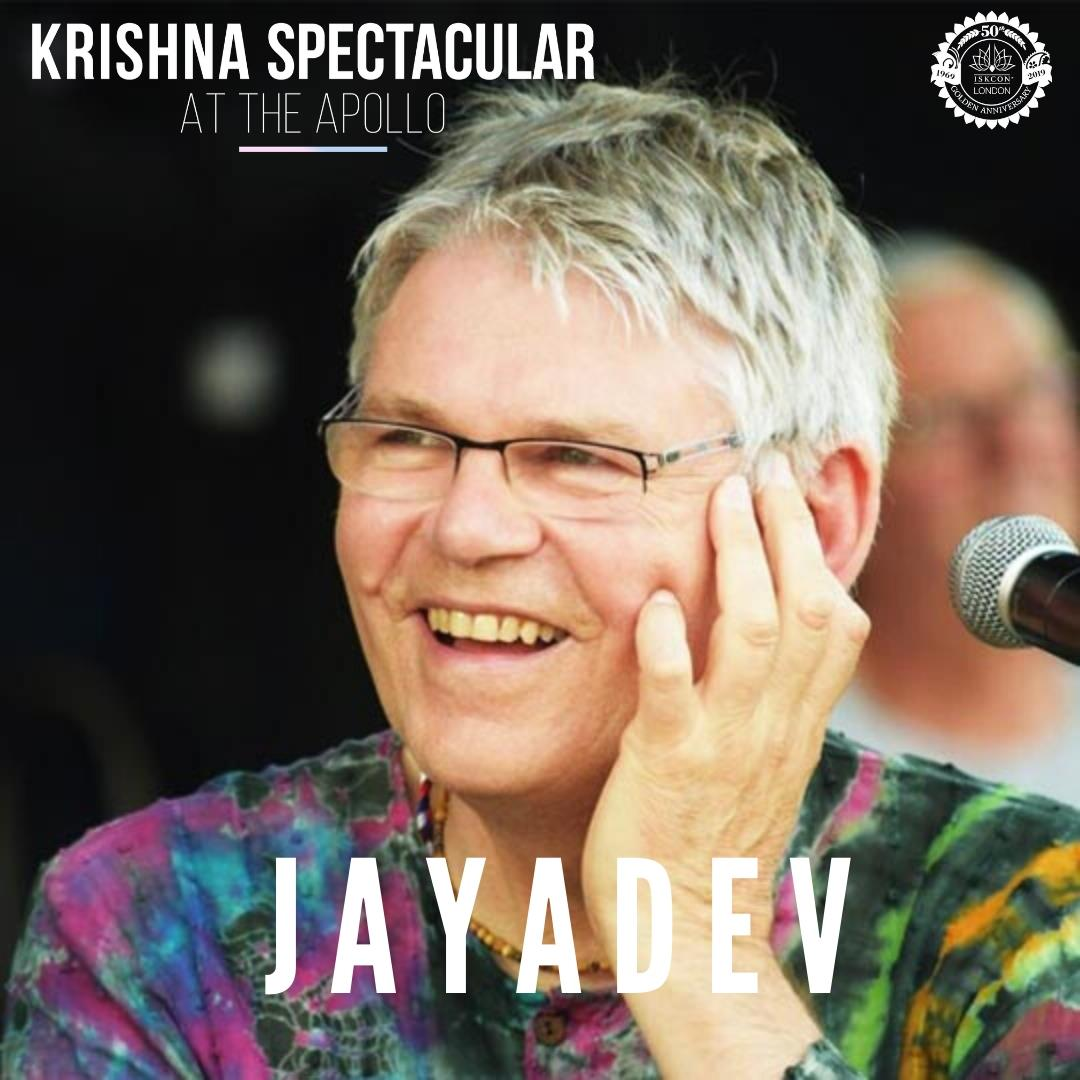 Jayadev's Mantra Choir To Appear At The Krishna Spectacular at the Apollo