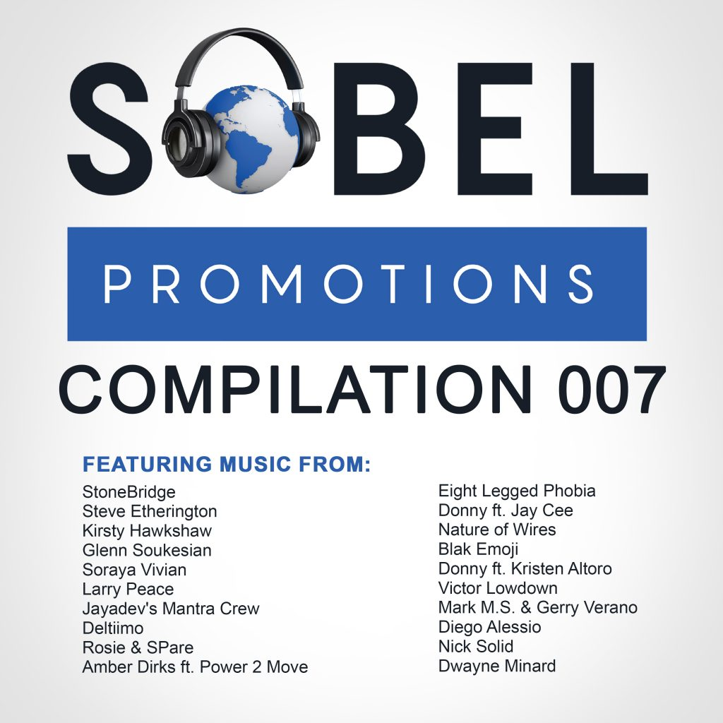 Sobel Promotions Compilation 007 Out Now On Sobel Nation Records