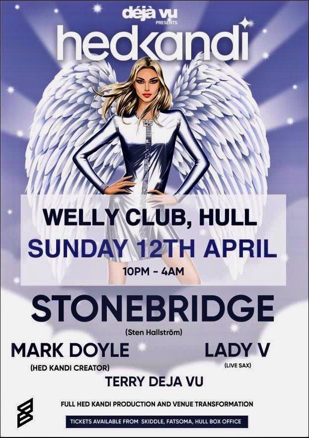 StoneBridge Heading To The UK With Hed Kandi