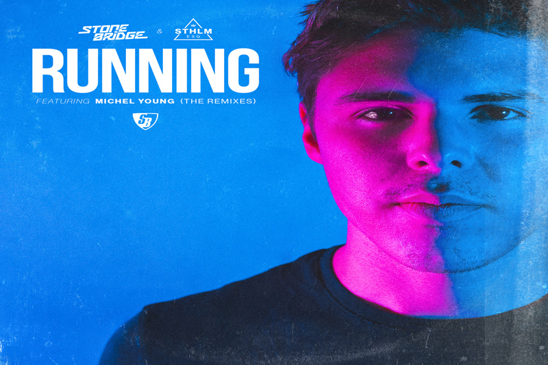 StoneBridge Drops The Remix Package For His #1 Hit 'Running'