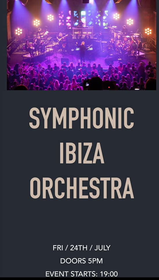 Symphonic Ibiza Returns With Live Music