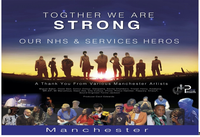 Sobel Promotions Presents 'Together We Are Strong' The NHS Anthem For Front Line Workers