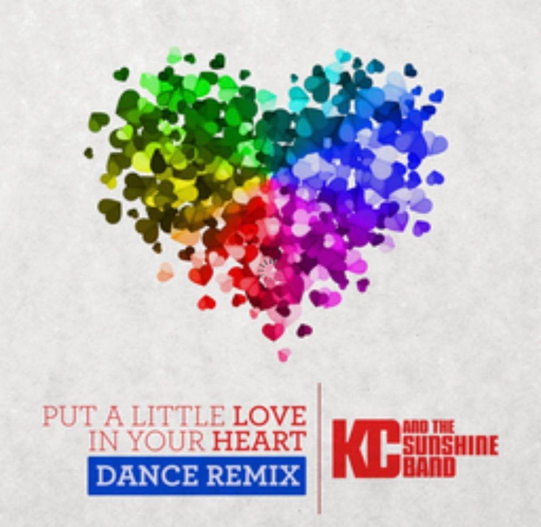 KC & The Sunshine Band Hits #1 On The Austrian Dance Charts!