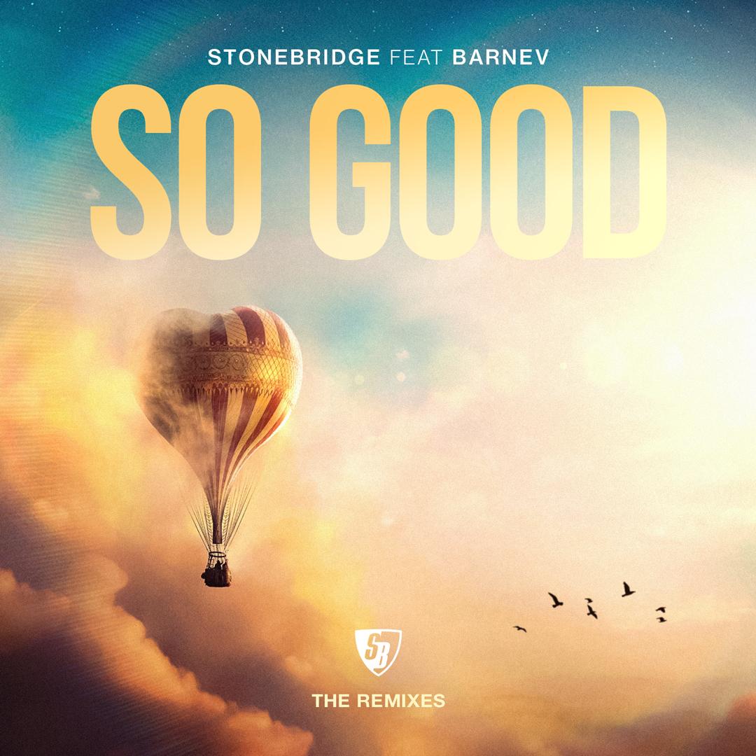 StoneBridge Drops His Remix Package For 'So Good'
