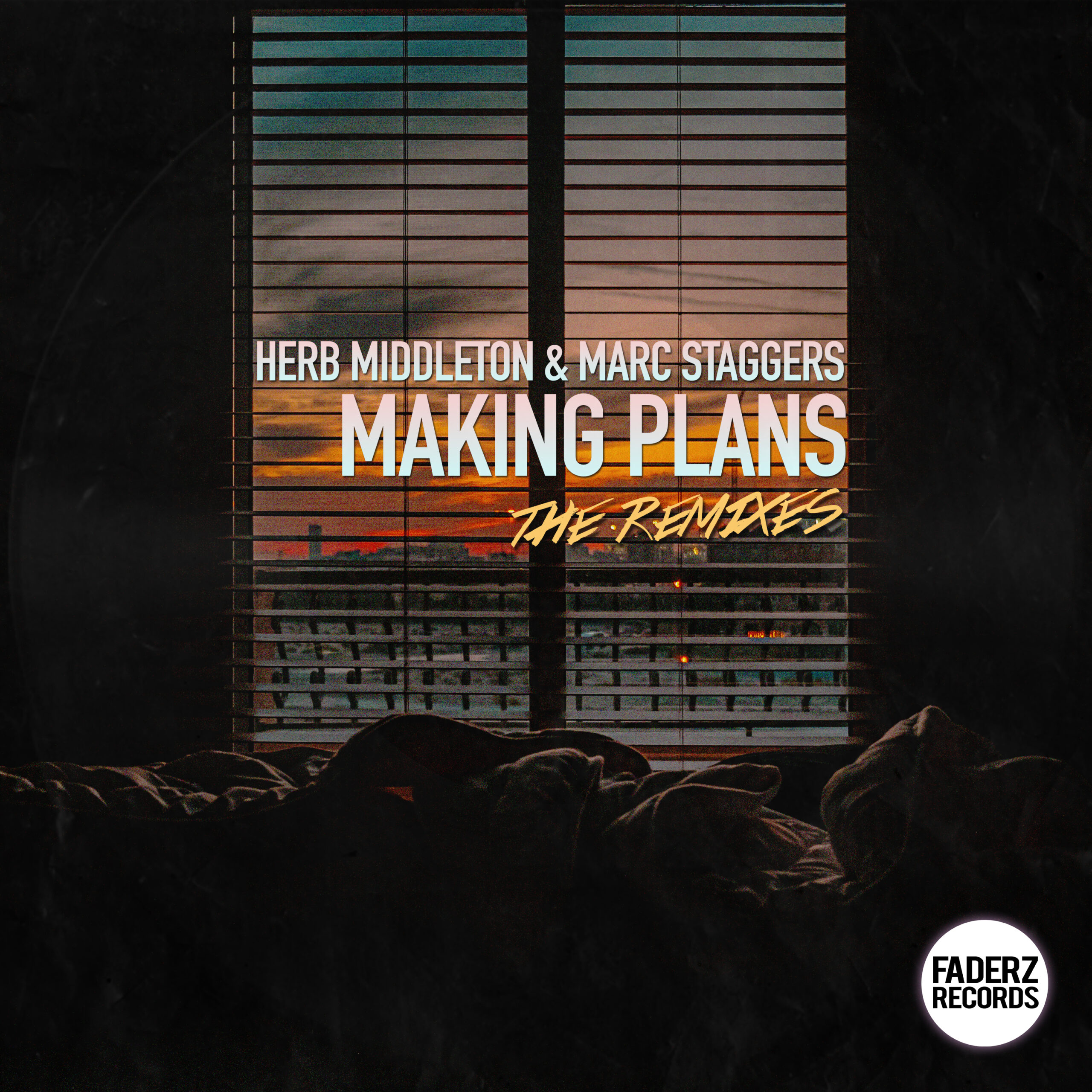 Grammy Nominee Herb Middleton Teams Up WIth Marc Stagger And Is 'Making Plans'
